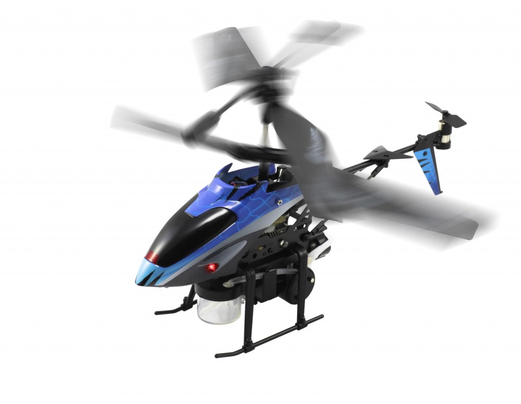 Bubble Copter, Holiday Gift Guide