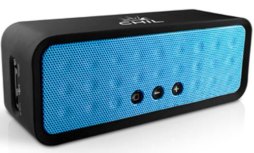 chilbox portable wireless Bluetooth speaker