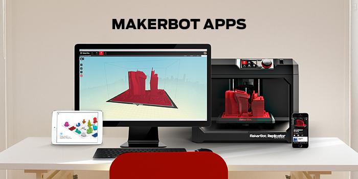 Makerbot Apps