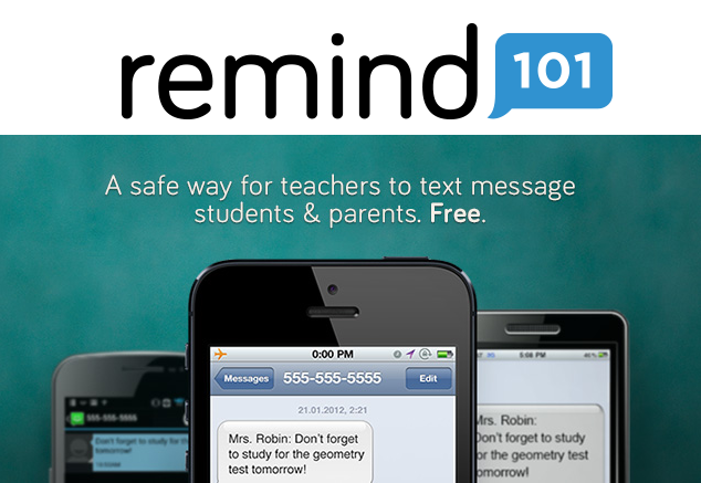 Zaharis » Remind 101-Subscribe to get Text Alerts & Reminders