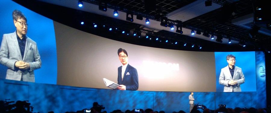 Samsung Bk Yoon