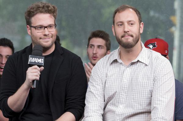 Seth Rogen, Evan Goldberg (photo: WENN)