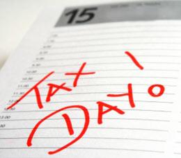TaxDayGraphic