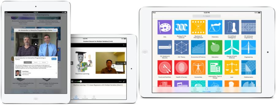 Coursera iOS