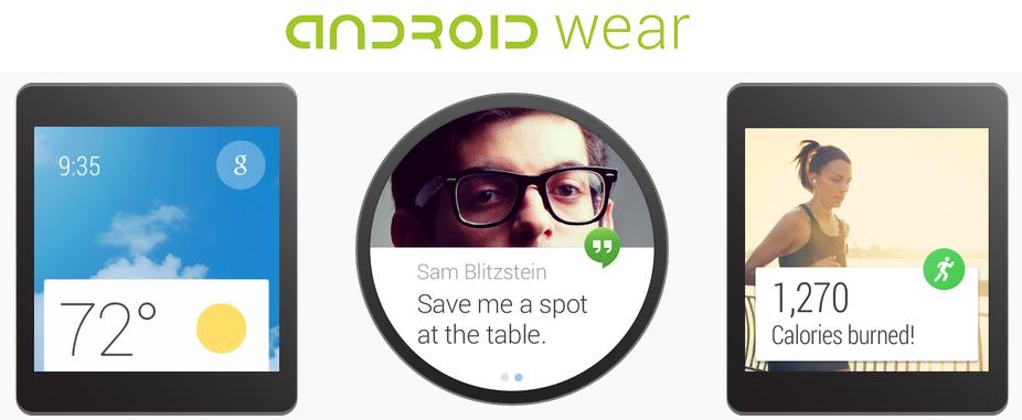 Google wear
