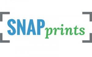 Snap Prints logo