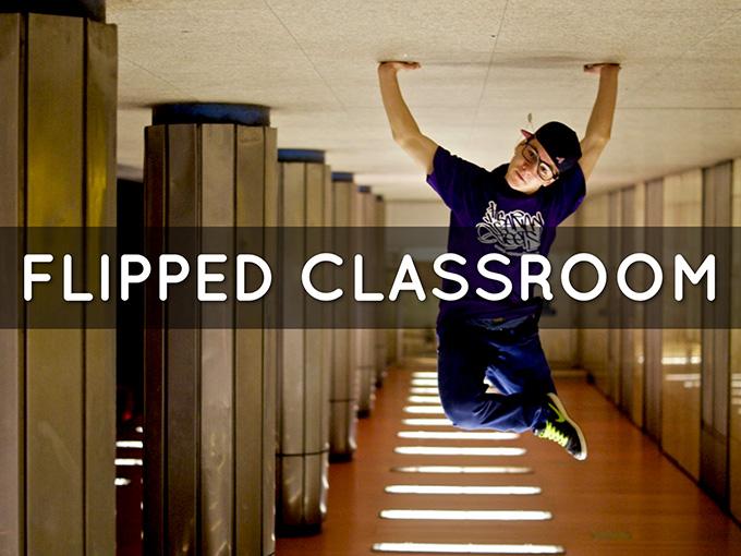 flipped classroom 1) o que é flipped classroom é um modelo pedagógico no qual o típico ensino com o professor em sala e os elementos da tarefa de casa são invertidos.