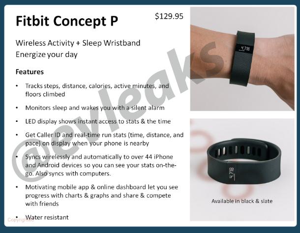 New Fitbit