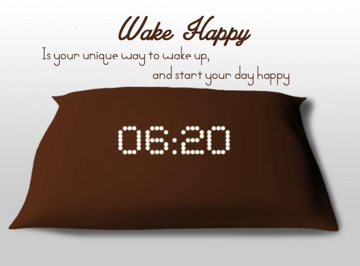 Wakehappy