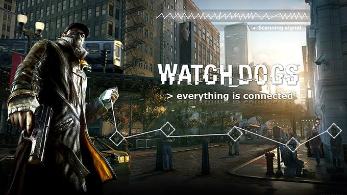 Watchdogs, Ubisoft, Gaming
