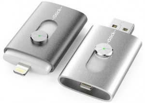 iStick, Flash Drive, iOS, Kickstarter