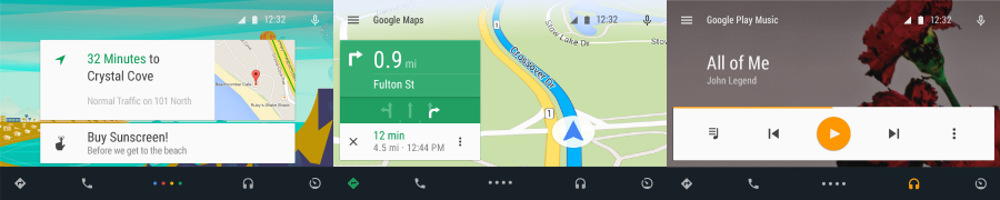 Android Auto HUD