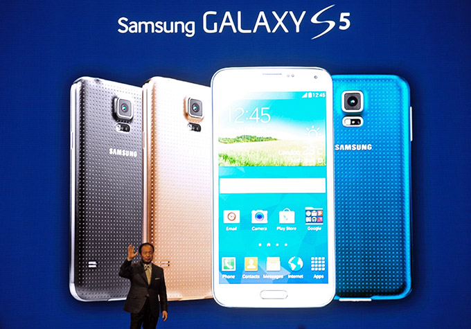 Samsung-SGS5