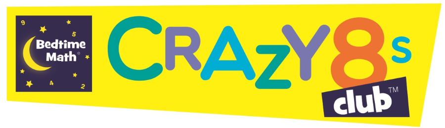 Crazy 8′s Math Club (Grades K-2) *8wk program* Fridays @ 4:30pm Starting in November