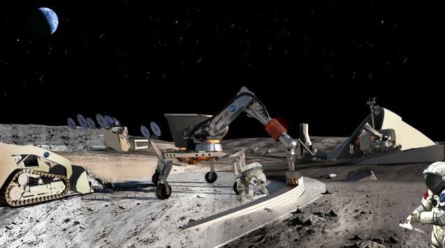 MARS-3DPrinting