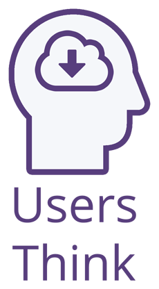 Users Think
