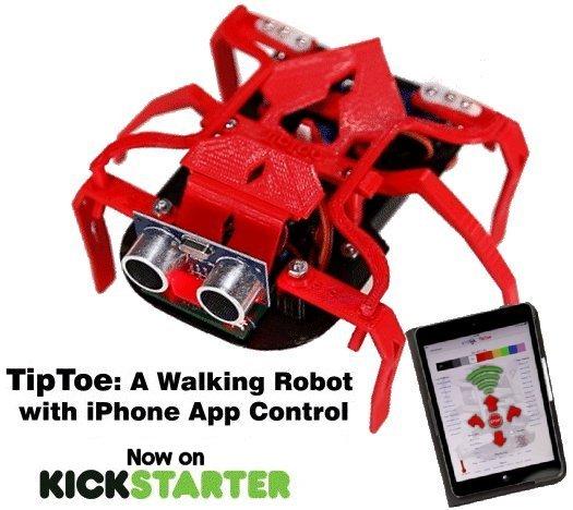 TipToe Robot
