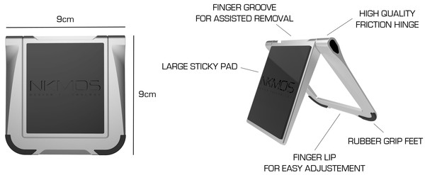 Air Stand Specs