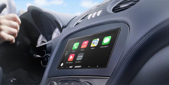 Alpine's iLX-007 With CarPlay Hits Stores