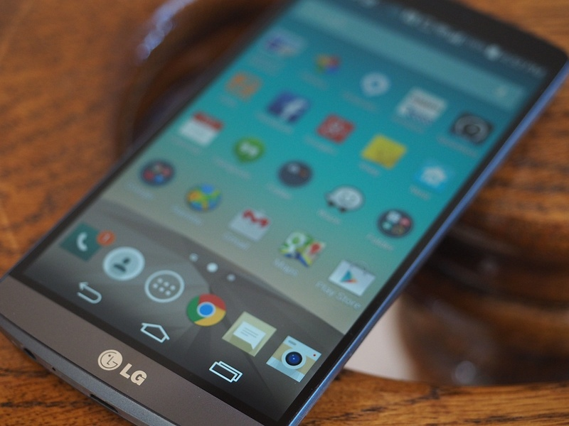 LG G3 front 1