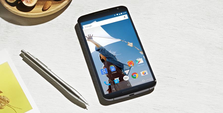 Nexus 6 alt