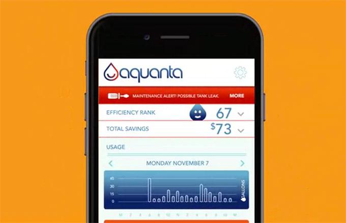 Aquanta-Appshot