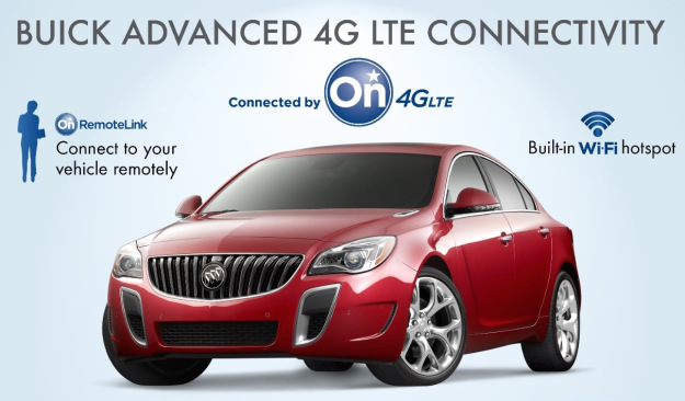 Car Wifi: Some 2015 GM Cars Will Have 4G LTE Wifi Hot Spots