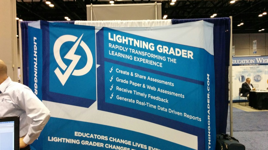 Lightning Grader: Grading Made Lightning Fast