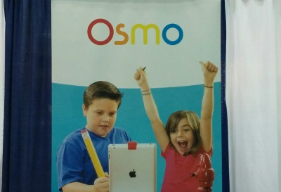 Osmo: Incorporating real-world objects into gaming